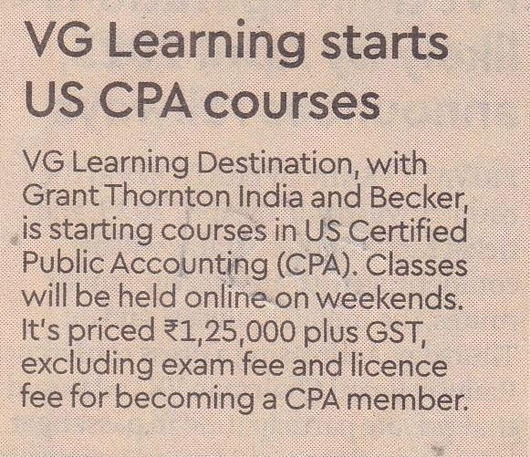 US CPA Course