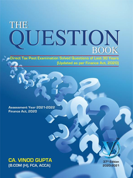 Direct Tax - Question Book